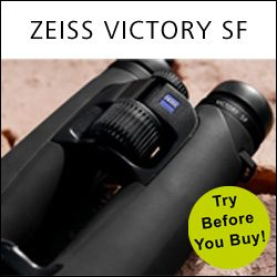 ZEISS Victory SF - Try Before You Buy promotion